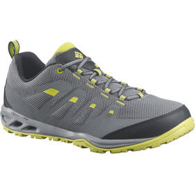 Columbia Vapor Vent Shoes Men Light Grey/Zour
